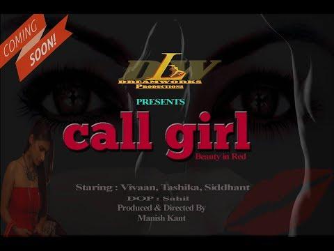 Short Film   CALL GIRL   BEAUTY IN RED  New Super Hit Short Film New 2017
