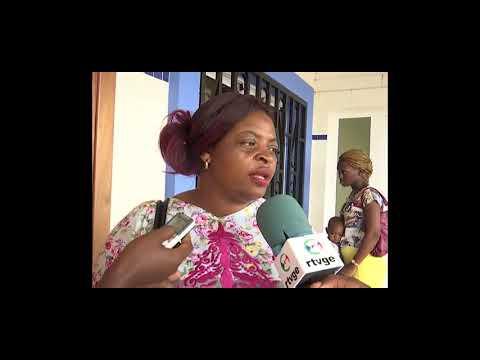 UNFPA Guinea Ecuatorial   Distribución de medicamentos esenciales, anticonceptivos y equipos médicos