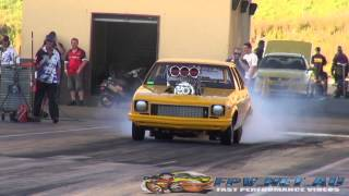 FULL THROTTLE FRIDAY ANDRA DRAG RACING HIGHLIGHTS SYDNEY DRAGWAY 17.1.2014