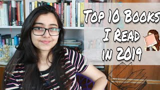 Top 10 Fiction Books I Read In 2019    Book Recommendations