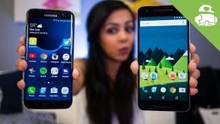 Samsung Galaxy S7 / Galaxy S7 Edge vs Nexus 6P