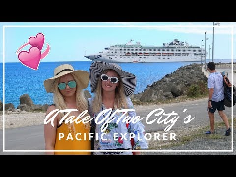 Pacific Explorer 2017 – Cruise Vlog