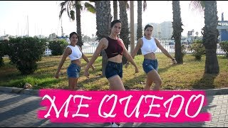 ME QUEDO   Aitana, Lola Indigo | Coreo Fitness (Zumba Fitness) By Marveldancers