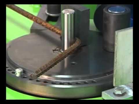 SIMA Electrical Stirrups Bender STAR-16 -Set Up Guidelines -