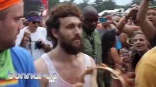 Edward Sharpe and The Magnetic Zeros Parade | 'All Wash Out' | Bonnaroo 2013 | Bonnaroo365