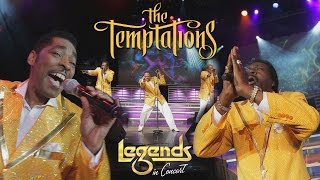 The Temptations Legends In Concert Video
