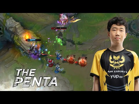 The Penta   2019 Worlds Group Stage