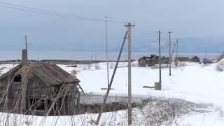 石狩市厚田区にある廃墟の村(北海道廃墟遺産001)