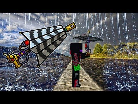 Deadly Umbrella - Pixel Gun 3D Gameplay