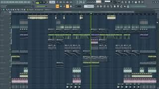 Hardwell & Maddix - Bella Ciao (Full Remake) [FL Studio Remake + FREE FLP]