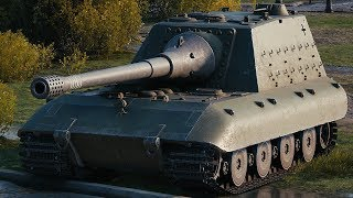 World of Tanks Jagdpanzer E100 - 9 Kills 10,2K Damage