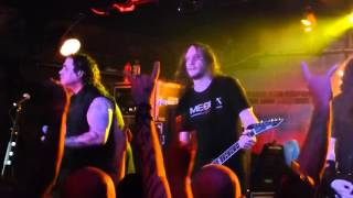 Exodus - Impaler at Fibbers, York, England, 3rd March 2016