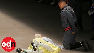 Brazilian Model Dies After Collapsing On Catwalk