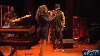 Shanice  B.Slade - I Get Lonely Janet Jackson cover (Bethesda Blues Club 8-24-17)