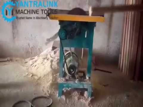 Adjustable Circular Saw Wood Cutting Machine