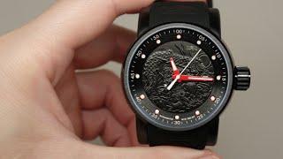 c0dbd869ced Invicta Yakuza Dragon Automatic Men s Watch Review Model  18213