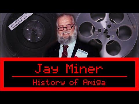 The History of the Commodore Amiga - Rare Jay Miner Speech AmiExpo 1990