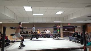AC Riley Vs Colin Brooks Vs Logan Lynch
