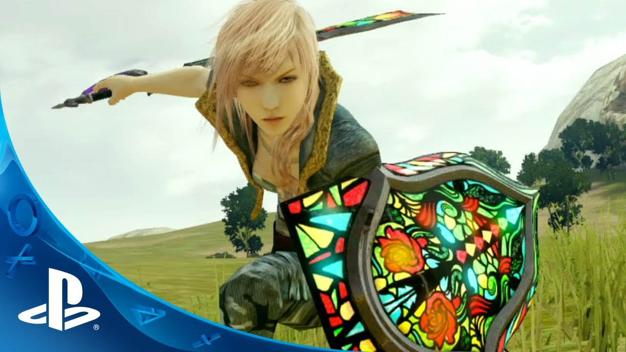 Lightning Returns: Final Fantasy XIII Out Today