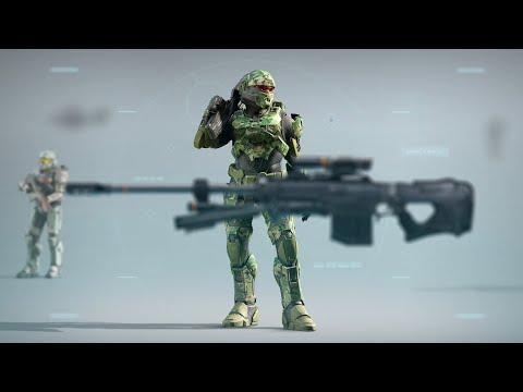 Présentation du mutli de Halo Infinite
