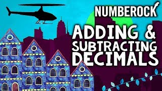 Adding & Subtracting Decimals Song | 4th & 5th Grade