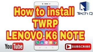 Lenovo K6 Note K53 [K53a48] 7 0 Nougat Qfil Firmware Dad Fix - hmong