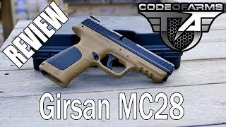 Girsan MC28 Pistol Review : A Lot Of Pistol For The Price !