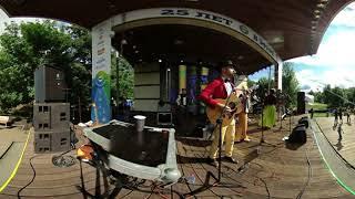 Концерт группы Фрукты, ВИДЕО 360