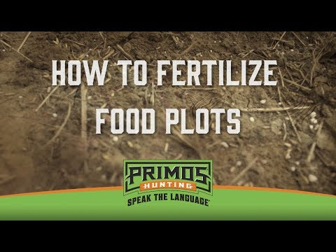 Easy Ways to Fertilize Food Plots video thumbnail