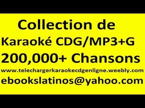 Telecharger Karaoke en Ligne  Musique  Chansons  CDG MP3+G  Titre  Francais Anglais  Espagnol  Portu