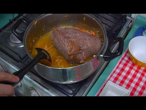 Como hacer carne a la cacerola