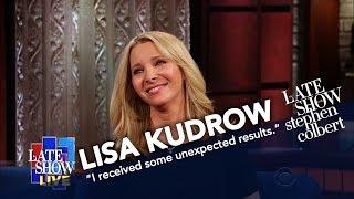 Lisa Kudrow Spills The Beans On Courteney Cox's Genealogy Test