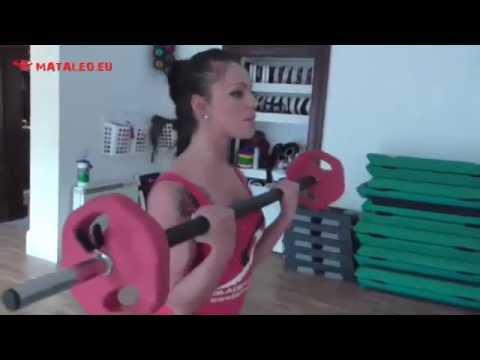 Ćwiczenia wytrzymałościowe na biceps i triceps mięśni rąk