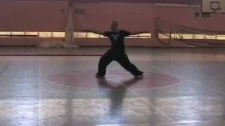 Guy Shpak - Lohan Atemi Kung-Fu academy