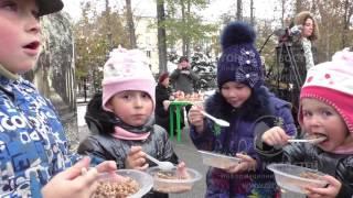 Как стартовал Год Кузнецкого района в Новокузнецке