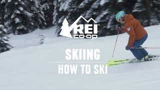 How to Ski - What you need to know for your first day || REI