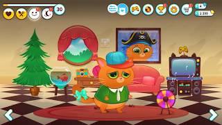 КОТЕНОК БУБУ #41 My Virtual cat  Bubbu смотреть онлайн