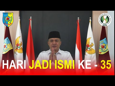 HARI JADI ISMI KE - 35