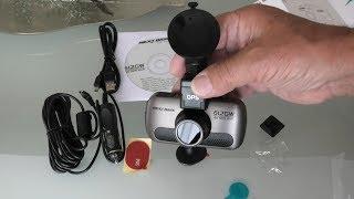 Test, Dash Cam (Autokamera) Next Base 612 GW u.  TrueCam A7s, von tubehorst1 deutsch