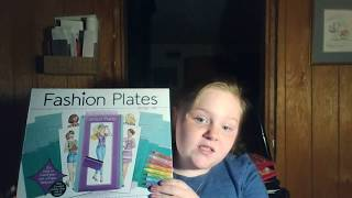 Reviewing Fashion Plates