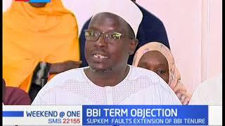 President Uhuru extends taskforce tenure, Supkem faults extension of BBI tenure