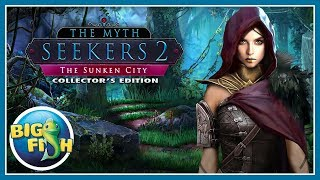 The Myth Seekers 2: The Sunken City Collector's Edition video