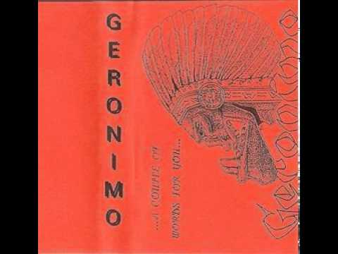 GERONIMO (denmark) ´there was a family´ off the demo 1989 ´´a couple of words for you´´ online metal music video by GERONIMO