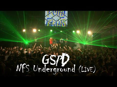 GSPD - NFS Underground (Live in Brooklyn hall)