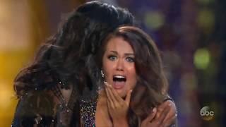 Miss North Dakota wins Miss America 2018 Crown