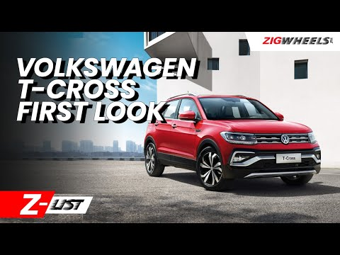 Z-List Ep. 1 | Top 5 Reasons We're Hyped for the Volkswagen T-Cross