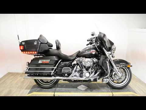 2007 Harley-Davidson Ultra Classic® Electra Glide® in Wauconda, Illinois - Video 1