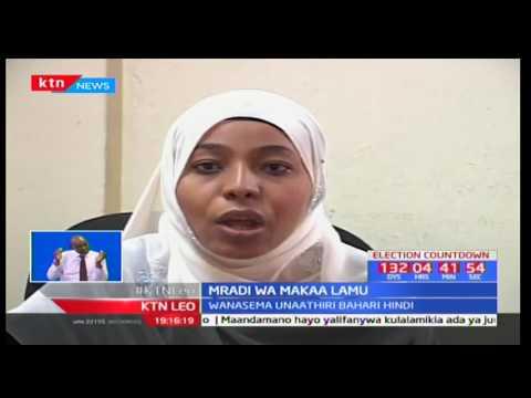 Wanaharakati wa kutetea mazingira Lamu watishia kushtaki NEMA na ERC