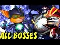 Ratchet And Clank: Tools Of Destruction All Bosses no D