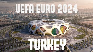 UEFA Euro 2024 All 10 Confirmed Stadiums